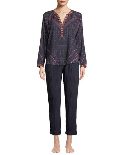 Jordyn Cotton Lounge Pants and Matching Items