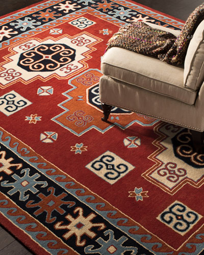 Nolan Hand-Tufted Rug  5' x 8'  and Matching Items