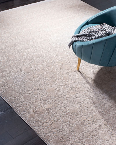 Callum Power-Loomed Rug, 6' x 9' and Matching Items
