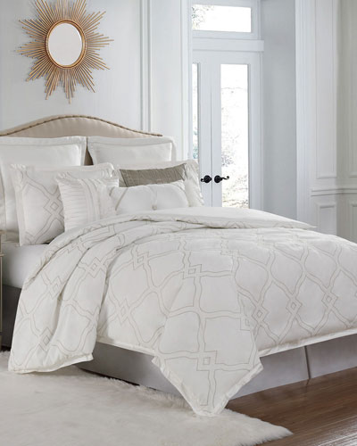 Dianti King 4-Piece Duvet Cover Set and Matching Items