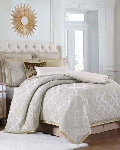 Paloma 4-Piece California King Duvet Cover Set  and Matching Items