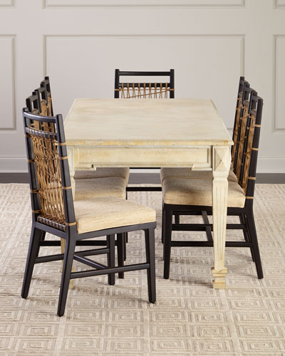 Liam Dining Table  and Matching Items