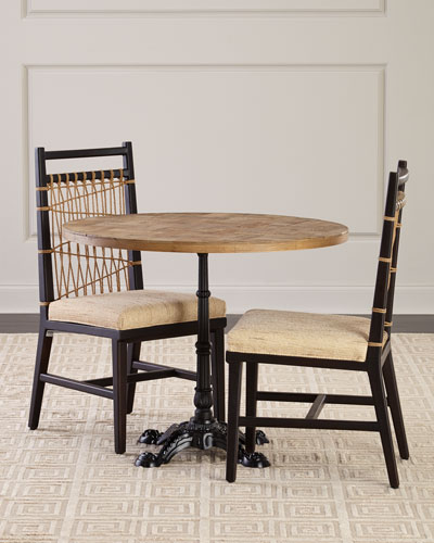 Farris Bistro Table  and Matching Items