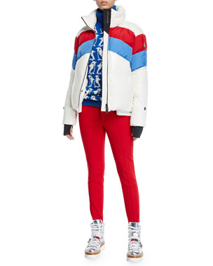 32a3744b5b9b Moncler Clothing   Outerwear at Neiman Marcus