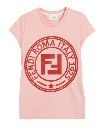 FF Logo Short-Sleeve Tee  Size 4-8  and Matching Items