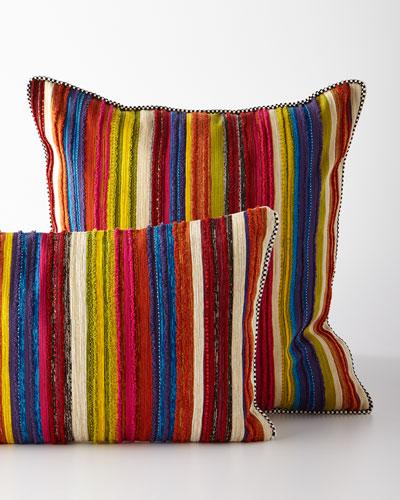 zanskar square pillow and Matching Items