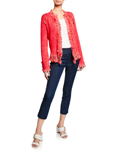 Fancy Fringed Jacket and Matching Items
