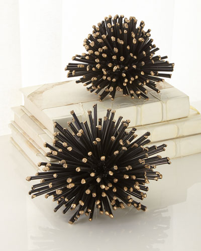 Sea Urchin Sculpture, Small  and Matching Items