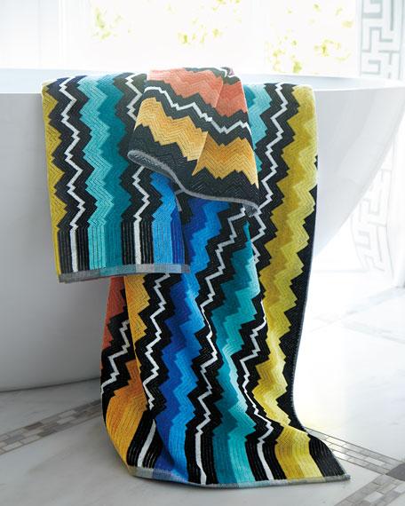 Missoni Home Vasilij Bath Towel