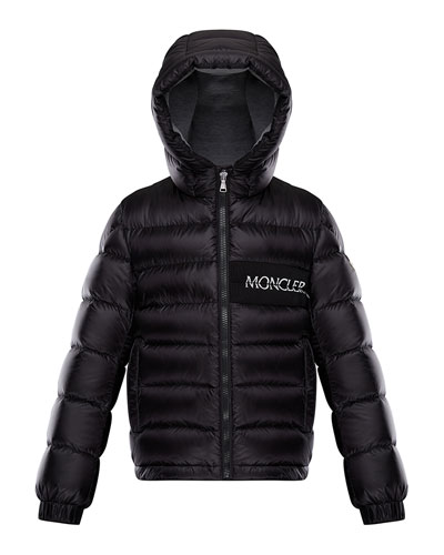 Aiton Hooded Quilted Jacket, Size 4-6  and Matching Items
