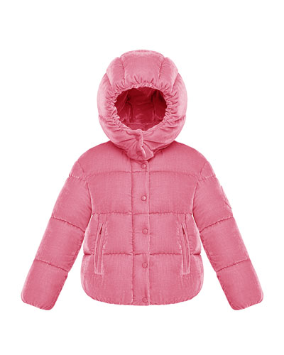 Caille Hooded Jacket, Size 4-6  and Matching Items