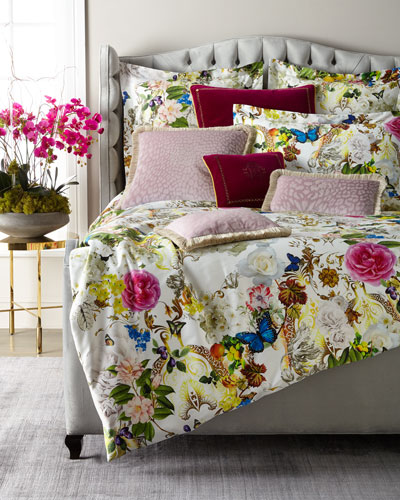 Blaze 300 Thread-Count Duvet Cover  King and Matching Items