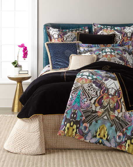 Flying Wings King Duvet Cover