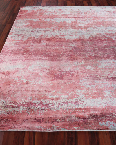 Timlin Hand-Knotted Rug, 12' x 15' and Matching Items