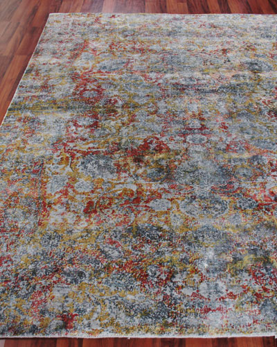 Grissim Hand-Knotted Area Rug