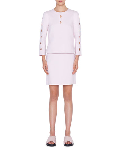 Jersey Mini Skirt and Matching Items