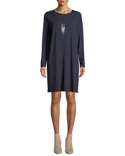 Lightweight Jersey Knee-Length Dress and Matching Items