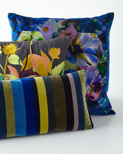 Kashmiri Decorative Pillow  and Matching Items