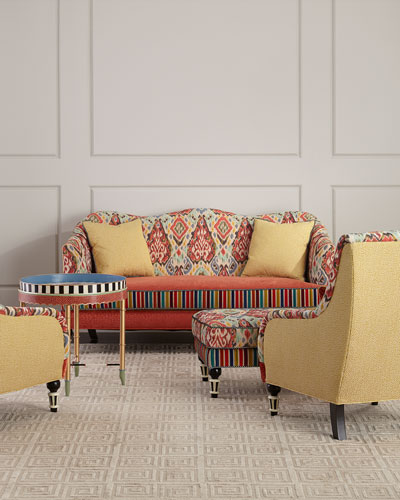 Boheme Sofa and Matching Items