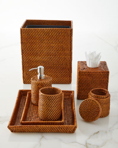 Dalton Rattan Nested Trays  and Matching Items