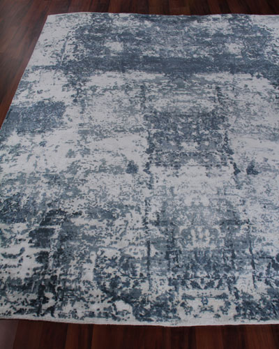 Keymen Hand-Loomed Rug, 8' x 10'  and Matching Items