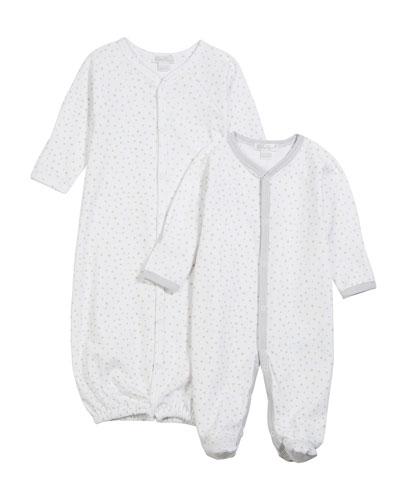 Stargazer Pima Convertible Gown, Size Newborn-S  and Matching Items