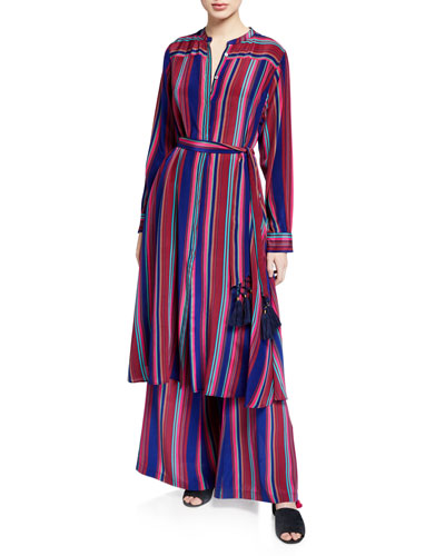 Panema Striped Pants and Matching Items