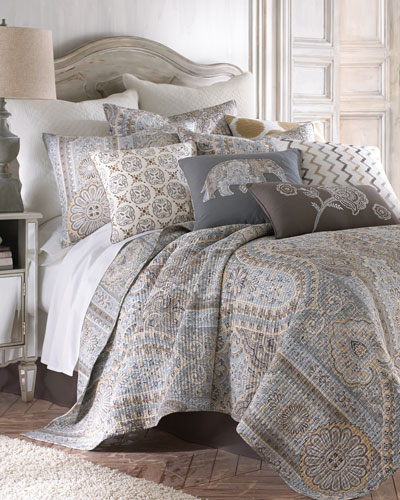 Casablanca Twin Quilt Set  and Matching Items