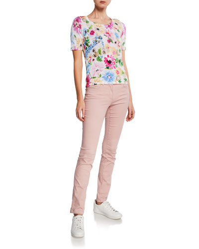 Garden Floral Prnt Cardigan  and Matching Items