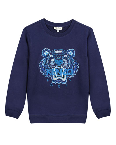 Signature Tiger Sweatshirt  Size 5-6  and Matching Items