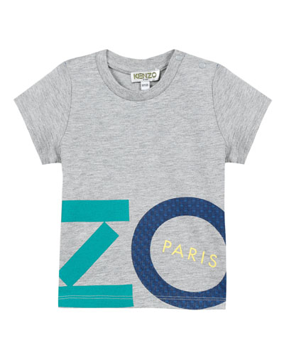 Multicolored Logo Lettering Print T-Shirt  Size 12-18 Months  and Matching Items