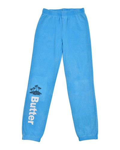 Vacay Varsity Jogger Pants  Size 4-6  and Matching Items