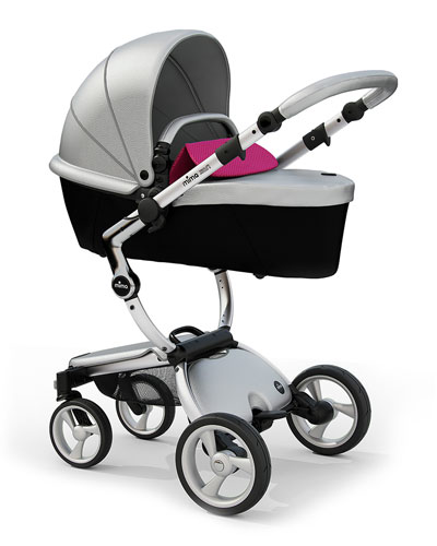 Xari Stroller Chassis and Accessories