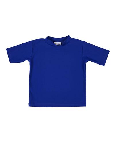 Royal Tricot Rash Guard  Size 6-24 and Matching Items