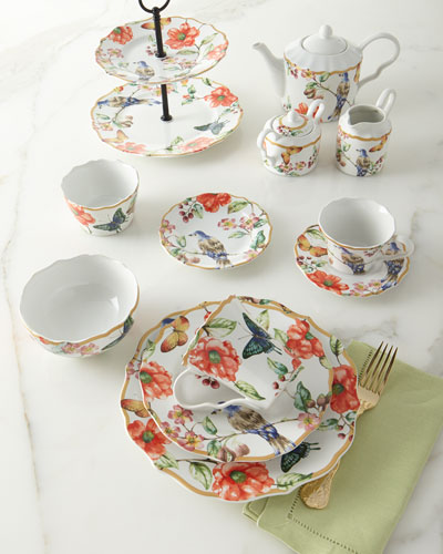 16-Piece Ambri Dinnerware and Matching Items