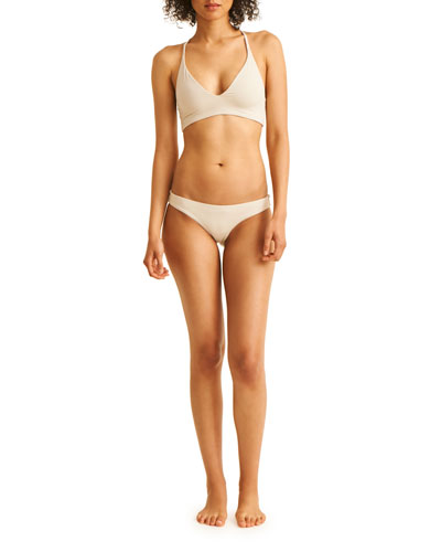 The Selby Racerback Bikini Swim Top and Matching Items