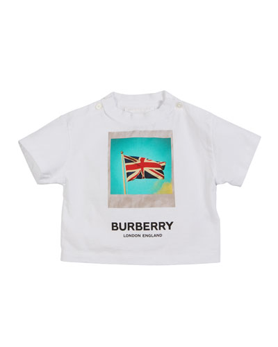 Mini Flag Photo Tee  Size 6M-2  and Matching Items