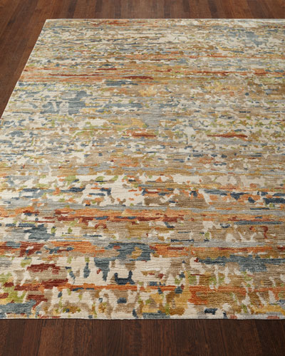 Jeffrey Hand-Knotted Area Rug, 10' x 14'  and Matching Items