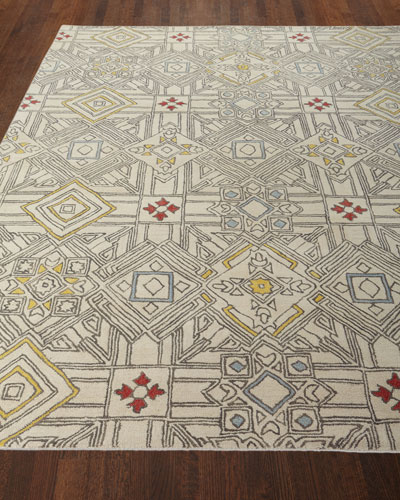 Brewster Hand-Tufted Rug, 9' x 12'  and Matching Items