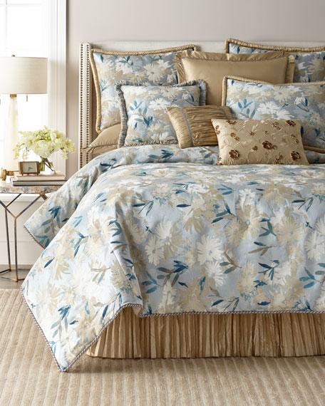 Austin Horn Collection Sophia 3-Piece Queen Comforter Set