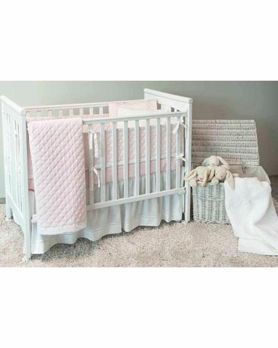 Amparo Crib Pillowcase  White  and Matching Items