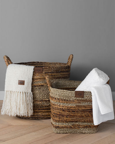 Queensland Large Basket  and Matching Items
