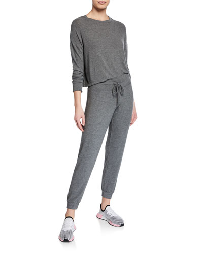 Brushed Up Cropped Pullover and Matching Items