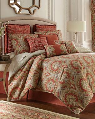 luxury comforter sets comforters at neiman marcus. Black Bedroom Furniture Sets. Home Design Ideas