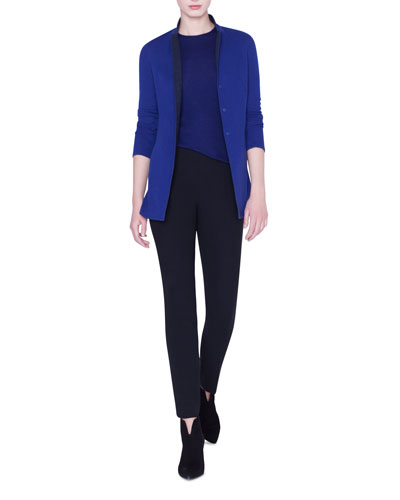 Danielle Cashmere-Jersey Jacket and Matching Items