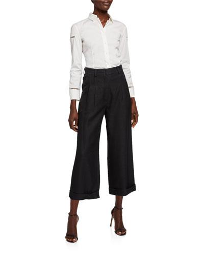 Magda Slim-Leg Stretch Denim Jeans and Matching Items