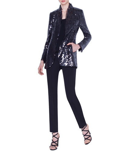 Daria Sequined Organza Jacket and Matching Items