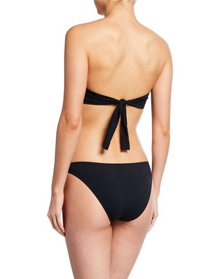Lise Charmel Cristal Feerie Rhinestone Bandeau Bikini Top
