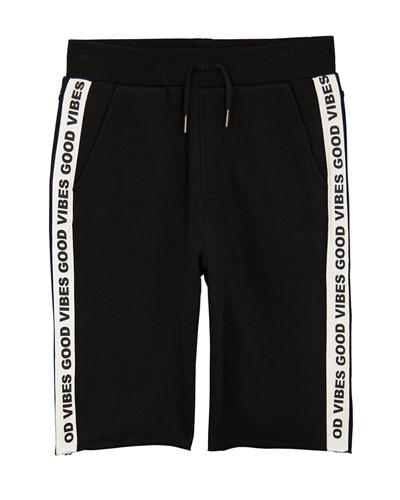 Boys' Good Vibes Shorts  Size S-XL  and Matching Items
