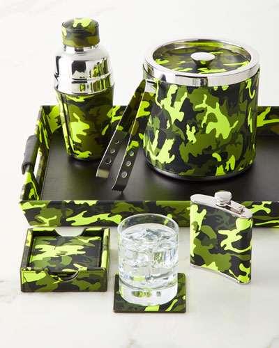 Camo Ice Bucket  and Matching Items